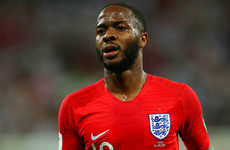 Sterling withdraws from England squad with back problem