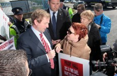 Kenny holds ad hoc meeting with Priory Hall residents - but promises little