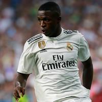 Atletico Madrid youngster admits regret over Vinicius Junior 'bite'