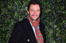 Dominic West said that living in Limerick gives his kids a 'far broader existence'