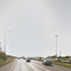 Motorists warned to be cautious of smoke as car goes on fire on Dublin's N7