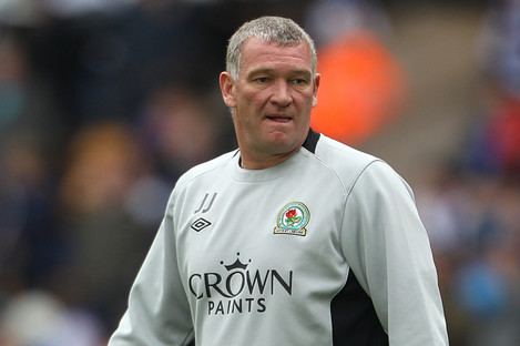 Jensen is a former assistant manager of Blackburn Rovers.