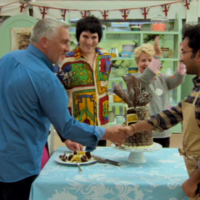 Paul Hollywood is practically giving out handshakes on Bake Off and fans don't know how to feel