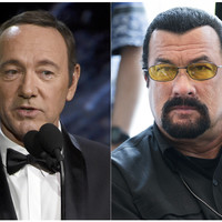LA prosecutors don't plan to file sex assault charges in Kevin Spacey and Steven Seagal cases