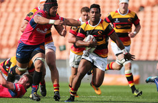 Connacht signing Sevu Reece scores hat-trick in win for Gibbes' Waikato