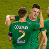 'There's no reason why he can't feel some part English and also be very proud to play for Ireland'