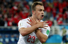 'I doubt he'll come, he'll be smaller than a poppy seed': Shaqiri warned of hostile Belgrade reception