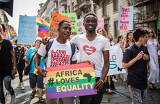 Homosexuality can still mean the death penalty in many countries