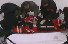 WATCH: The notoriously violent NHL playoffs just got more violent