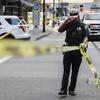 Gunman shoots three dead in Cincinnati bank