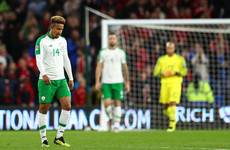 Ireland suffer heavy Nations League defeat on a miserable night in Cardiff