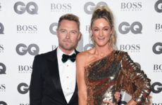 Ronan Keating is bloody raging over the carry-on on the GQ Awards red carpet