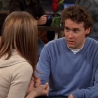 Joshua from Friends said he was 'dying inside' starring opposite Jennifer Aniston