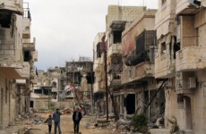 UN chief: Syrian government failing to comply with peace plan