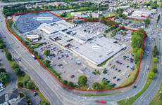 A shopping centre in a Cork city suburb has gone on the market for €86 million