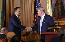 Trump likely to stop off in Ireland on his way home from Paris, says Coveney