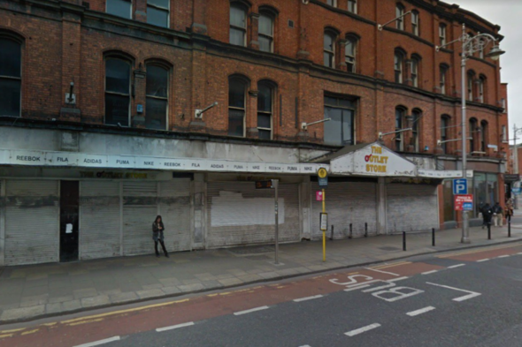Premier Inn is opening its first Dublin city-centre hotel in this vacant building