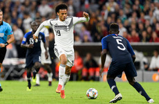Man City winger Sane leaves Germany camp due to 'personal reasons'
