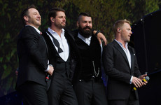 Boyzone used Stephen Gately's vocals to create a new song for farewell album