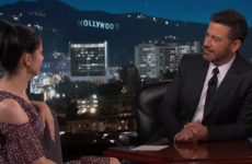 Sarah Silverman told Jimmy Kimmel she can't imagine him as a 'sexual being'