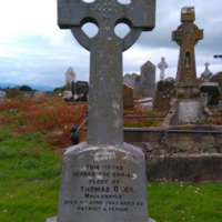 'A Promise Kept': Why it took 90 years to engrave a death date on a Tipperary man's grave