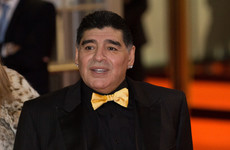 Diego Maradona is a manager again