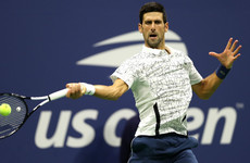 Djokovic dominates Nishikori  in straight sets to book US Open final date with Del Potro