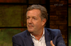 The Late Late Show audience should be morts for themselves after giving Piers Morgan a standing ovation