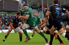 Connacht get rolling as Boyle brace helps Friend's men to bonus-point win