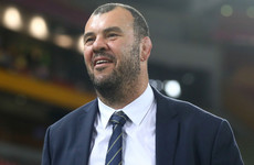 "Cheika: 'I rang the coach and said, ""mate, I need this bloke back on a plane""'"