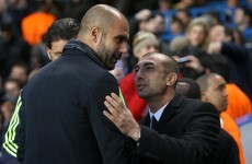 Wise man Roberto Di Matteo says Chelsea haven't beaten Barcelona yet