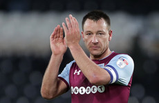 John Terry reportedly set for shock move to Spartak Moscow after undergoing medical