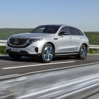 Mercedes has unveiled its first all-electric SUV