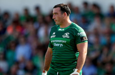 Denis Buckley focuses on Connacht form after featuring in Ireland camp