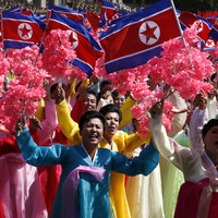 North Korea holds 70th anniversary parade but doesn't flaunt its intercontinental missiles