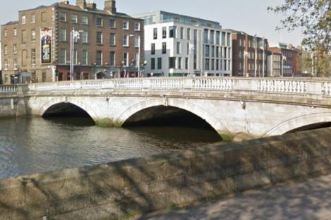The O Donovan Rossa Bridge.
