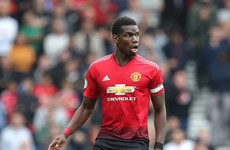 Pogba: 'As long as you do not see me in a Barcelona jersey, it's because I'm in Manchester'