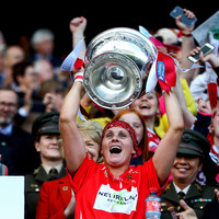 Cork snatch All-Ireland senior camogie title from Kilkenny in stoppage-time once again