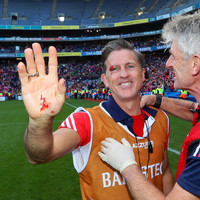 'I ran into a camera at the final whistle': Bloody end to a historic day for Paudie Murray