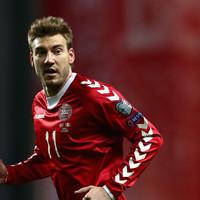 Denmark striker Nicklas Bendtner accused of breaking taxi driver's jaw in Copenhagen