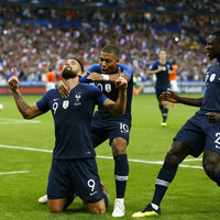Sublime Giroud volley sinks Dutch as France's World Cup champions return home