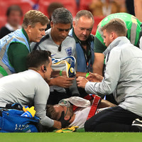 Luke Shaw heading back to Man United after England concussion