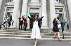 480 people from 68 countries became Ireland's newest citizens today