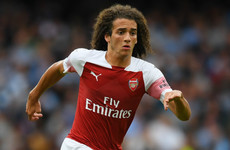 Forgotten former Arsenal striker reveals his role in Guendouzi's summer arrival