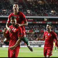 Andre Silva nets winner in Ronaldo's absence as Portugal see off Mancini's Azzurri