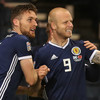 Naismith inspires hope for Scotland as Alex McLeish earns second win in charge