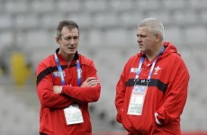 Rob Howley named caretaker Wales coach
