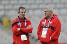 Rob Howley named caretaker Wales coach