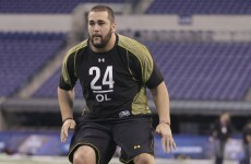 The Redzone Draft special: Offensive and defensive line