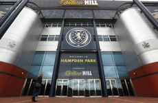 Scotland to remain at Hampden Park after SFA reject Murrayfield switch